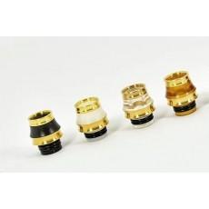 Koncio Mods Drip Tip Hybrid 24k Gold Ansicht alle Farben