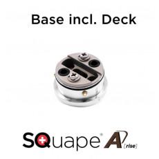 Stattqualm Squape A[rise] Base inkl. Deck