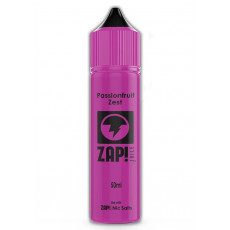 ZAP! Juices Passionfruit Zest Ansicht Flasche