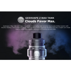 Geekvape Zeus Max Subohm Tank Intro