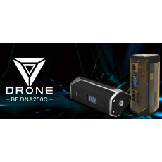 Lost Vape Drone BF DNA250C Intro