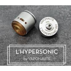 Vaponaute L'Hypersonic Ansicht Deck und Top Cap