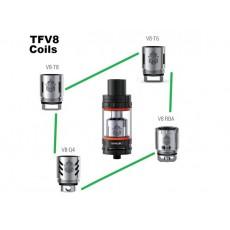 SMOK V8 replacement coils