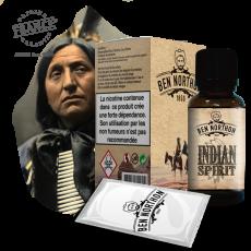 Ben Northon Indian Spirit Flasche