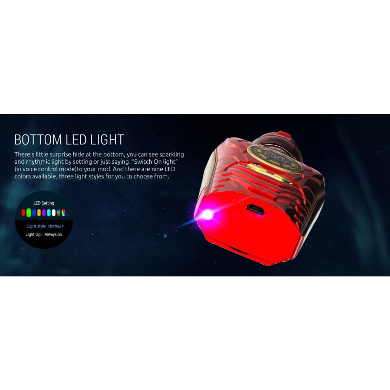 Smok I-Priv Mod LED Unterseite