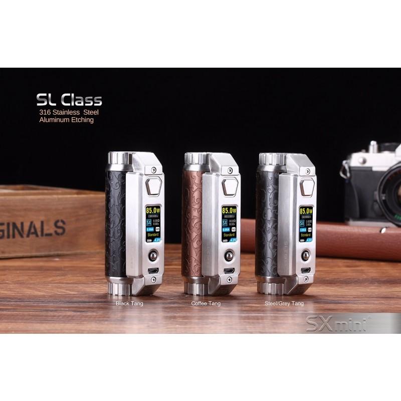 SXmini SL-Class mit Ätzmuster Farben