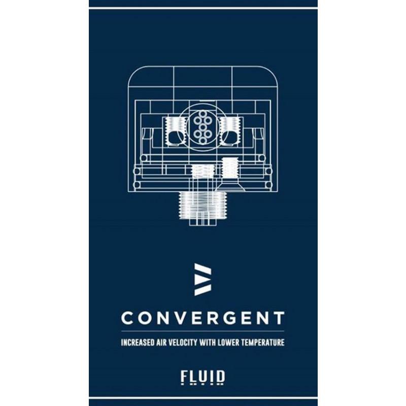 Fluid Mods Mechanics Convergent RDA Seitenansicht Zeichnung