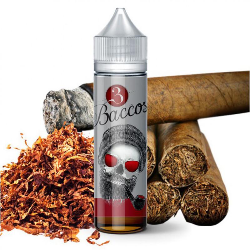 PGVG Labs 3 Baccos Havana Flasche