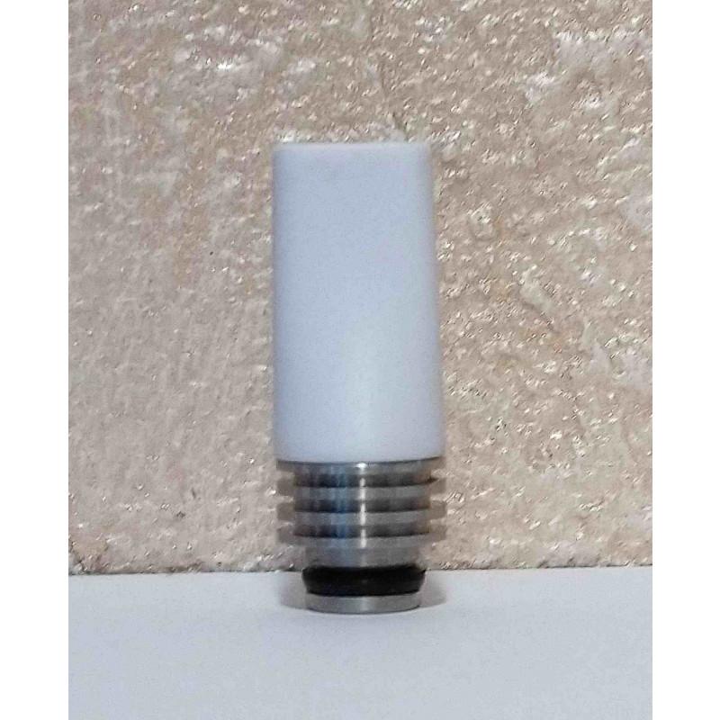 Flach 510er Drip Tip white