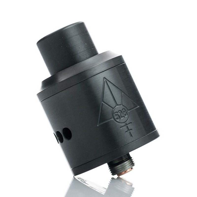 528 Custom Vapes Goon 22mm/24mm black
