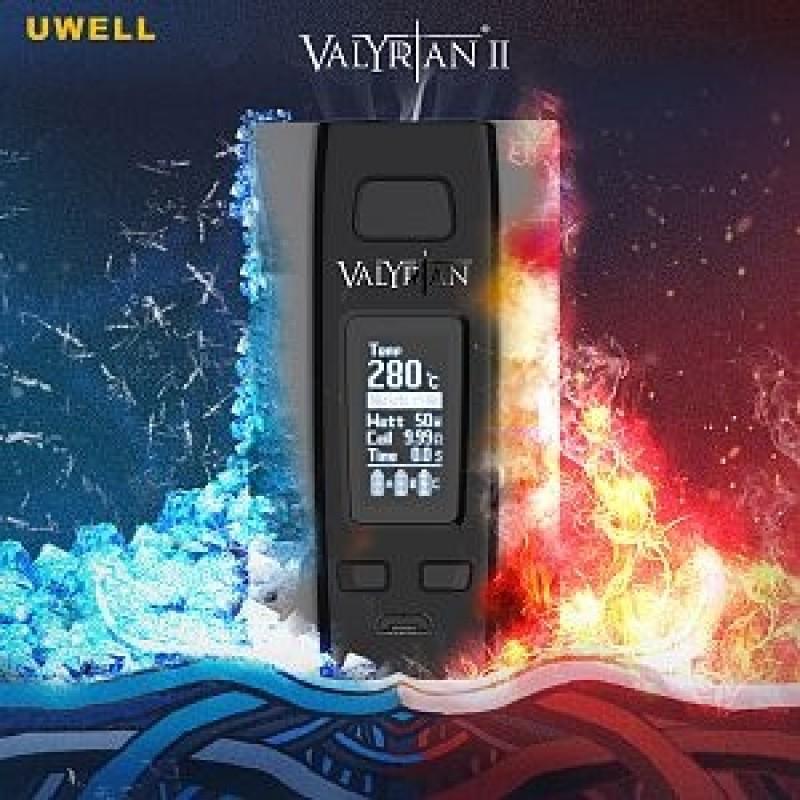 Uwell Valyrian 2 Akkuträger Feuerfest