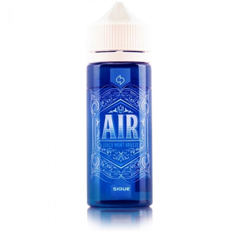 Sique Air Flasche Ansicht