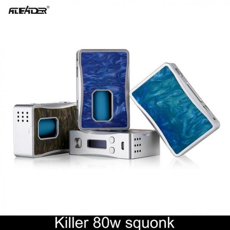 Aleader Killer 80W Squonker Box silver