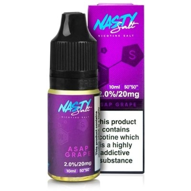 Nasty Salt - ASAP Grape von Nasty Juice