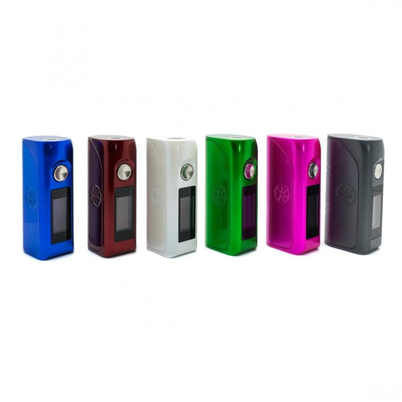 asMODus Colossal 80W Box Mod all colors