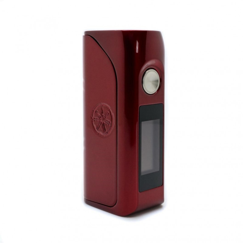 asMODus Colossal 80W Box Mod red