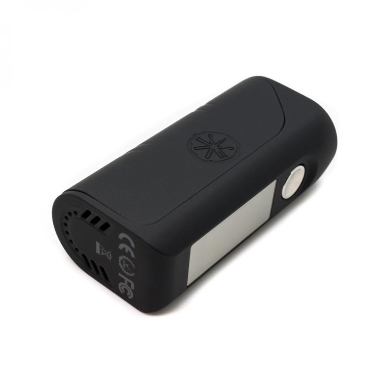 asMODus Colossal 80W Box Mod black liegend
