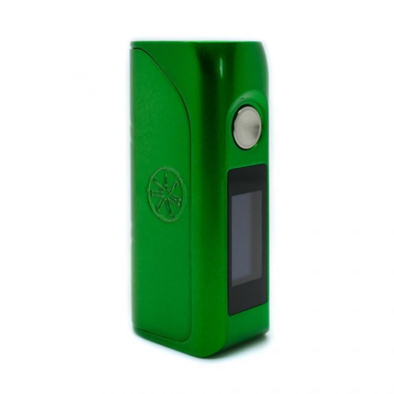 asMODus Colossal 80W Box Mod green