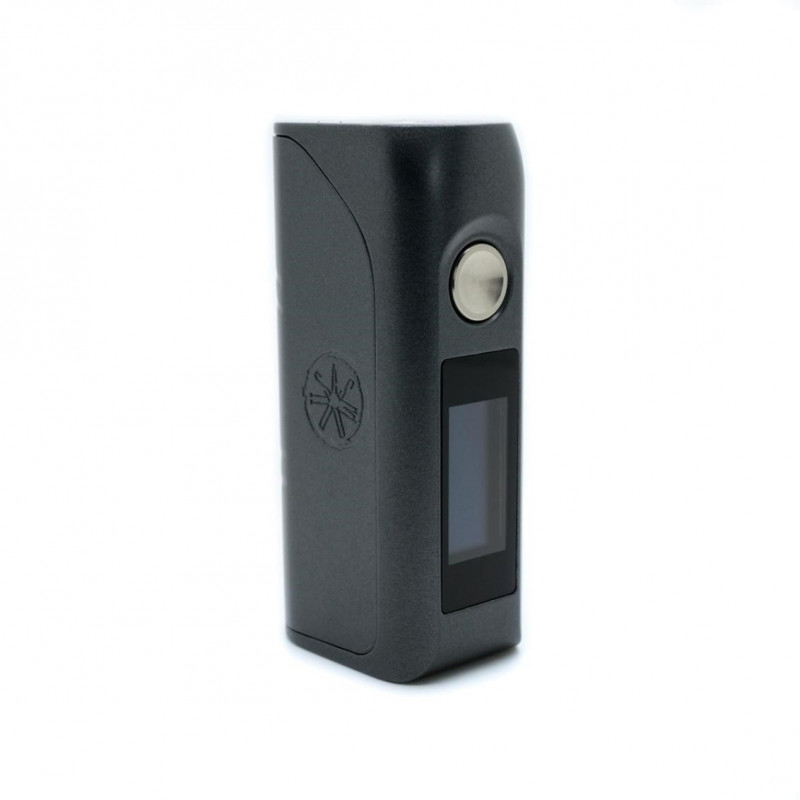 asMODus Colossal 80W Box Mod gun metal