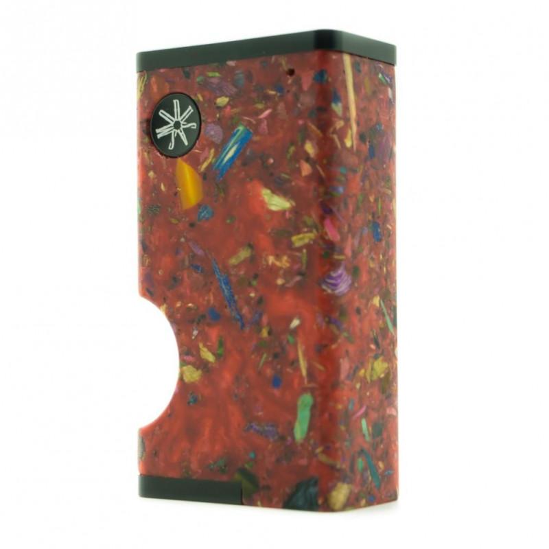 asMODus Luna Squonker Box Mosaik Rot2