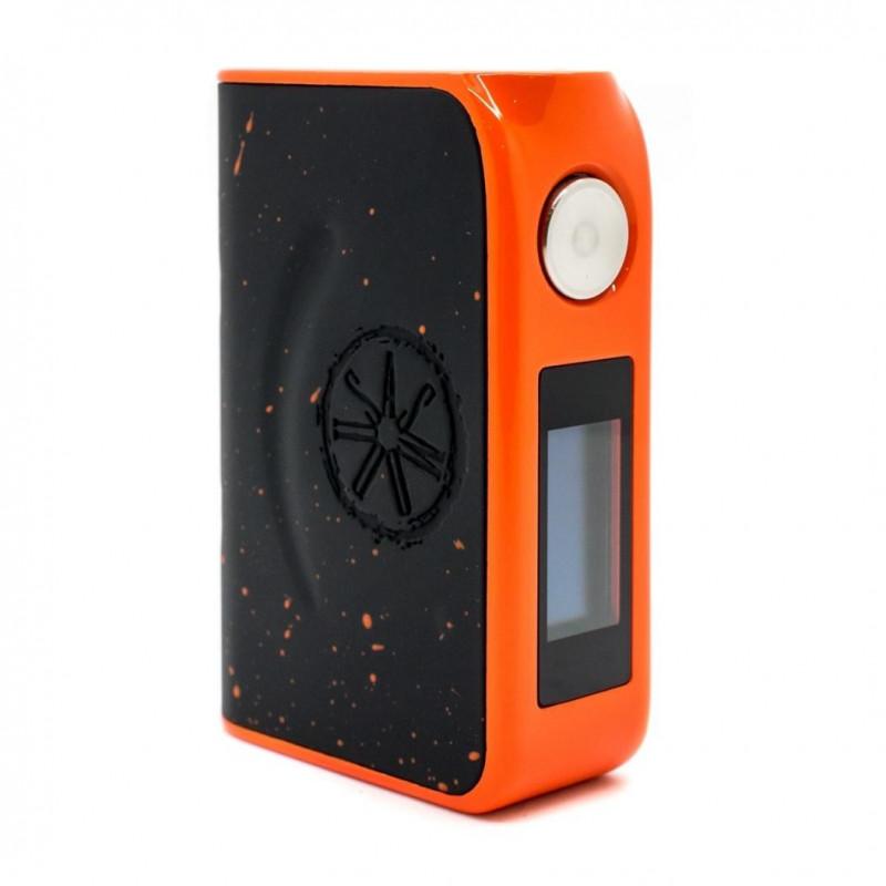 asMODus Minikin Reborn 168W orange/black vorne