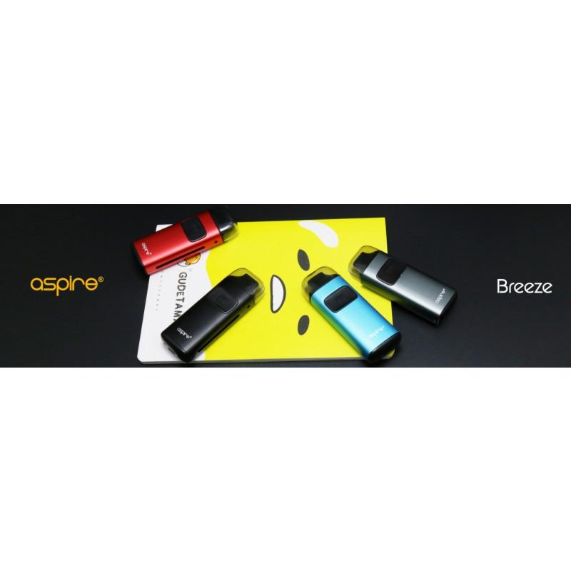 Aspire Breeze farben