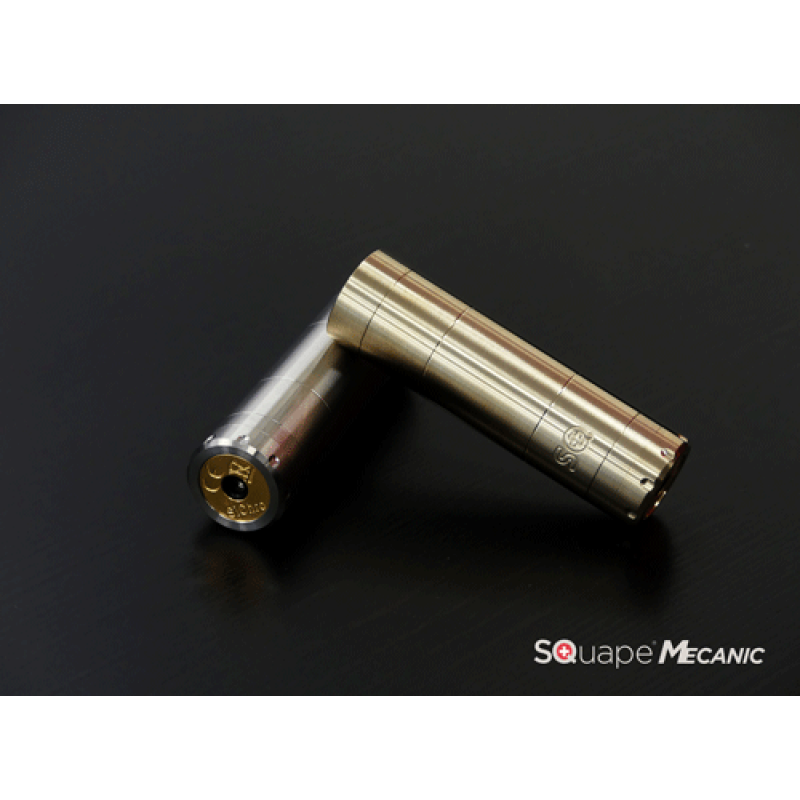 Stattqualm Squape Mecanic Ecobras LE mit Edelstahl Mecanic