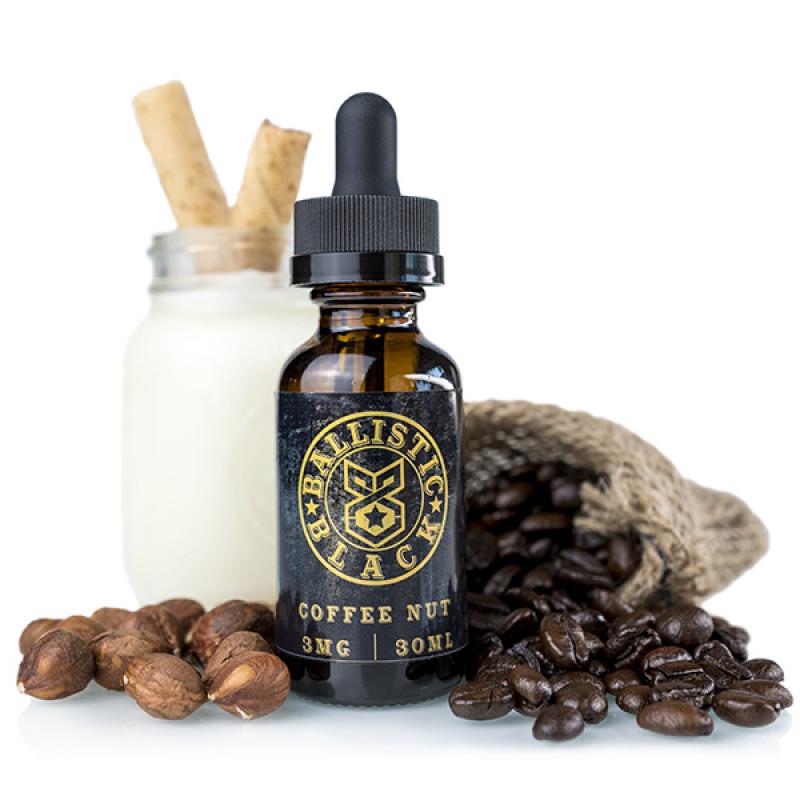 Ballistic Black Coffee Nut Flasche