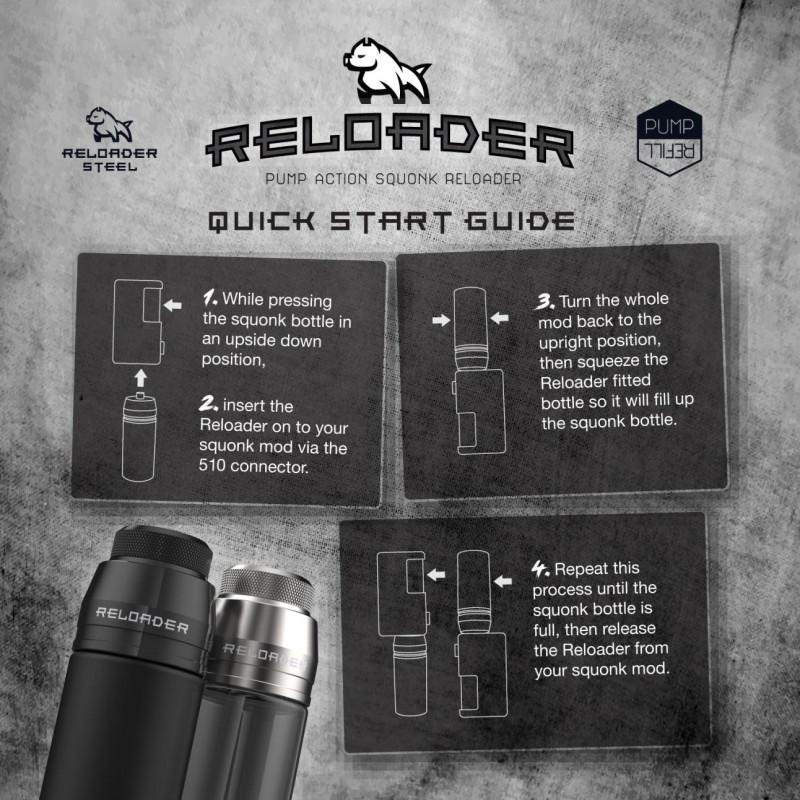 Bombertech Reloader SS box
