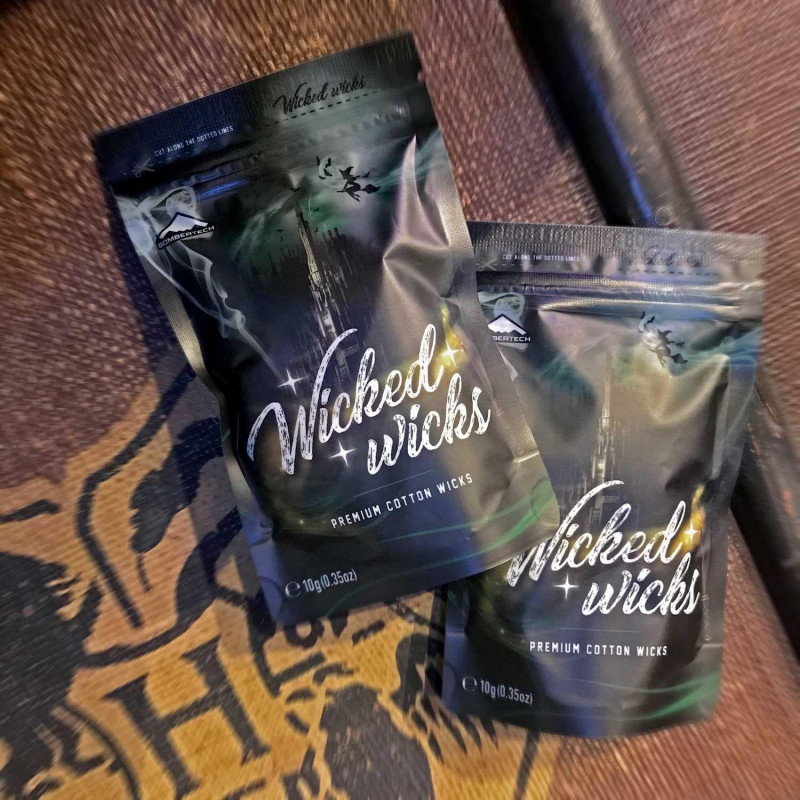 Bombertech Wicked Wicks pack