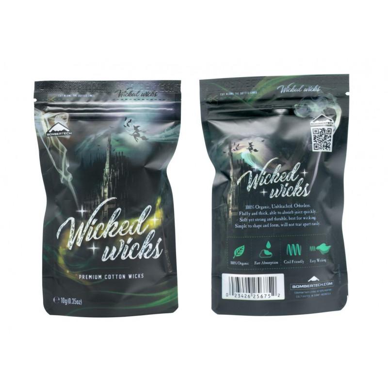 Bombertech Wicked Wicks pack vorne hinten