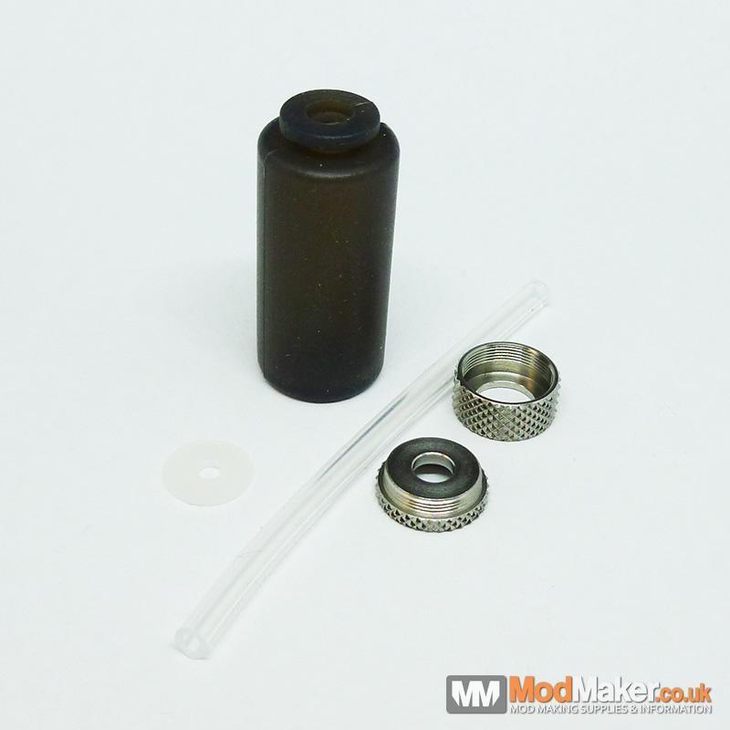 Mod Maker Dinky Silicone Squonker Bottle Kit (Dark/Light) teile schwarz
