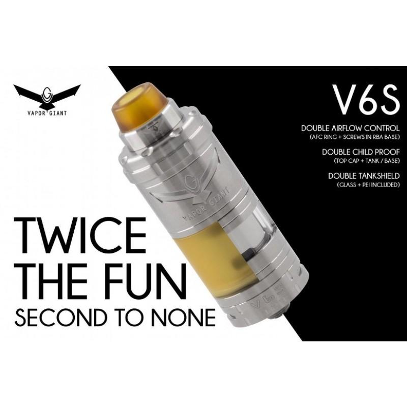 Vapor Giant V6S Vorstellung