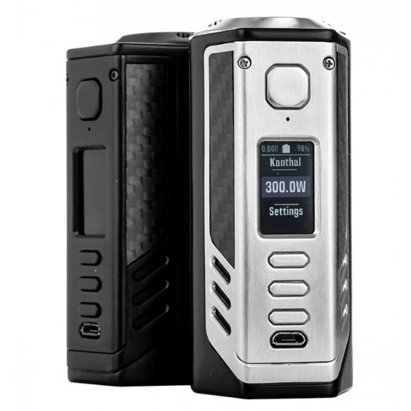 Lost Vape Triade DNA250C Frontansicht