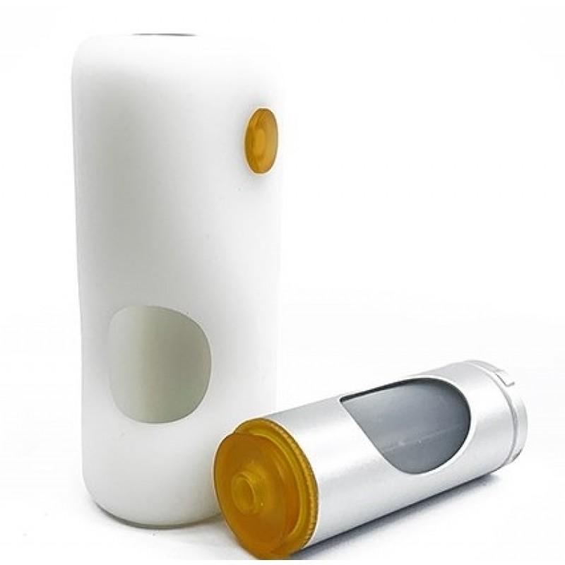 Fumytech Pure BF mit entnommener Flasche