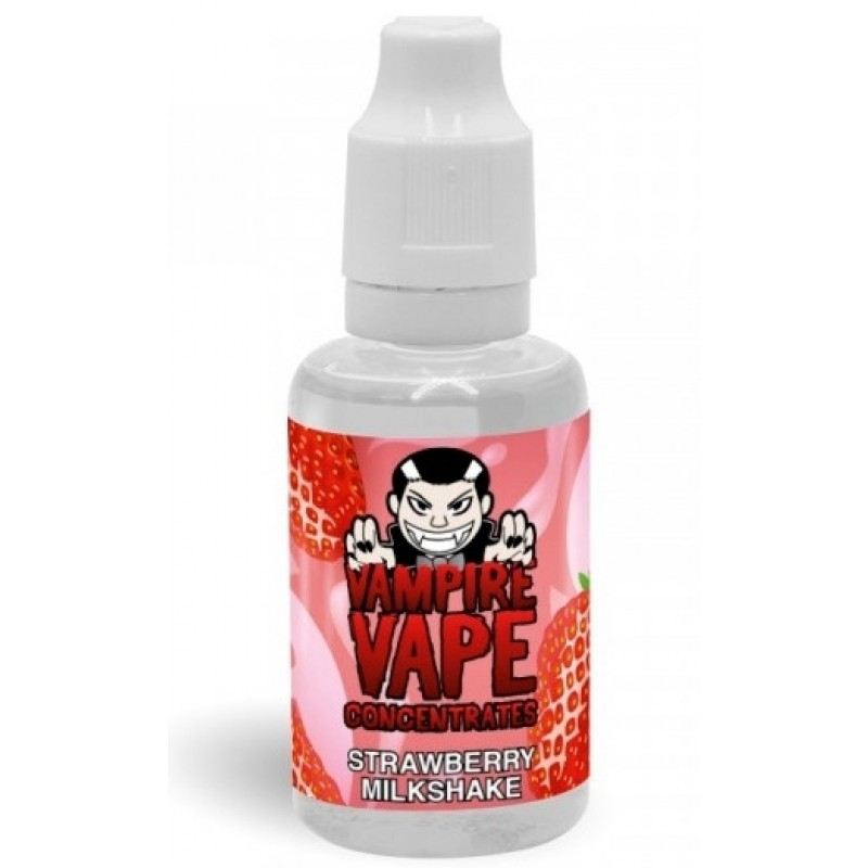 Vampire Vape Strawberry Milkshake Flasche