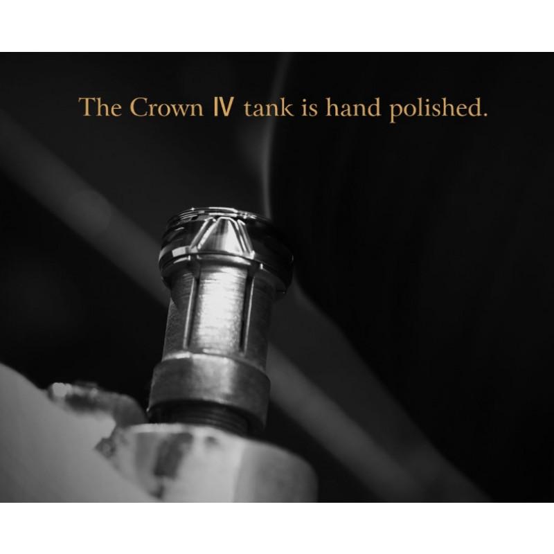 Uwell Crown 4 handpoliert