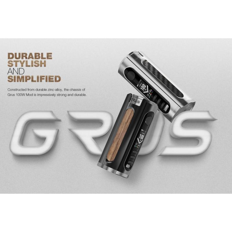 Lost Vape Grus 100W Design