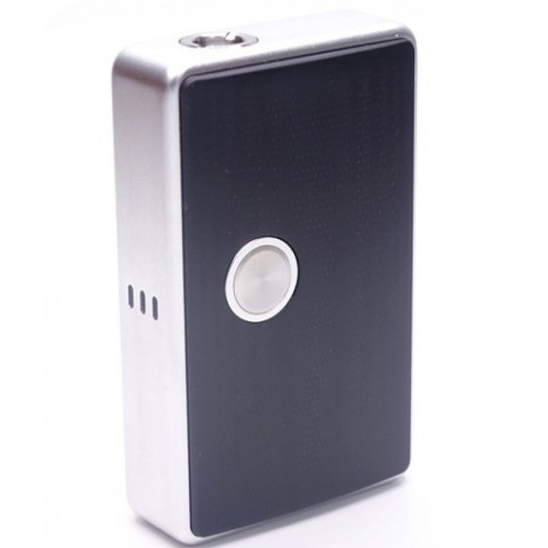 Billet Box Vapor Billet Box Clear-SS Ansicht aussem