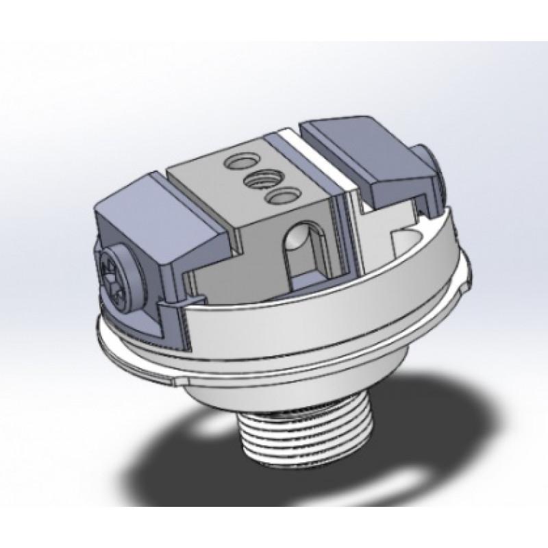 Steam Crave Aromamizer Plus V1/V2 RDTA Mesh Deck Ansicht