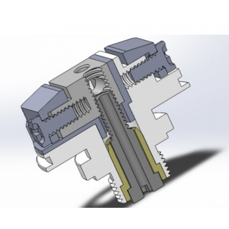 Steam Crave Aromamizer Plus V1/V2 RDTA Mesh Deck Querschnitt