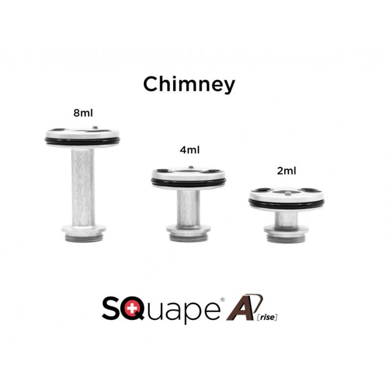Stattqualm Squape A[rise] Kamin