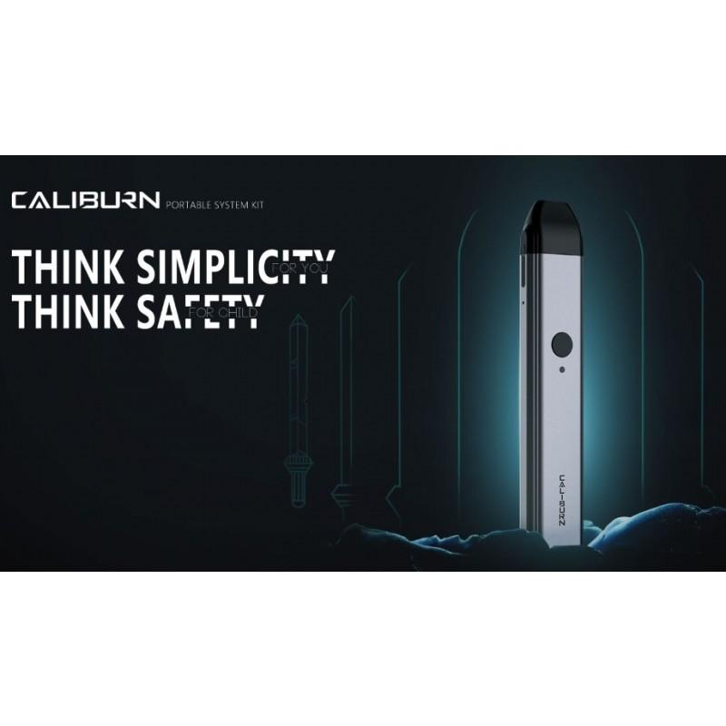 Uwell Caliburn Kit Einführung