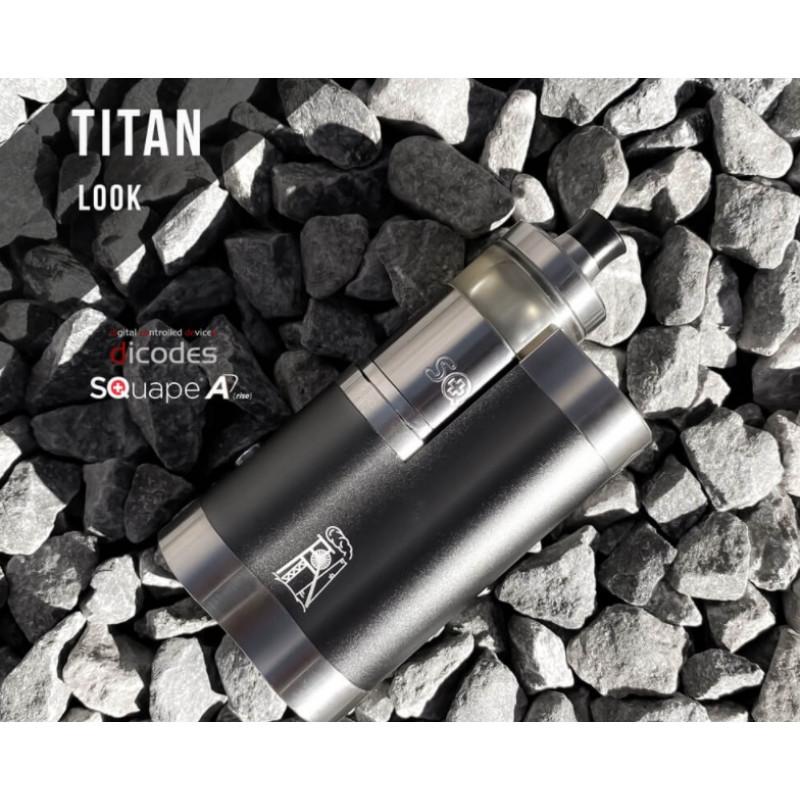 Dicodes Dani SBS Ansicht Farbe Titan mit Squape A[rise]