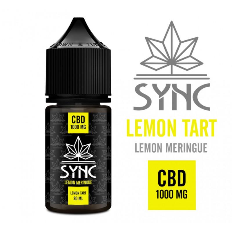 SYNC Lemon Tart Ansicht Flasche