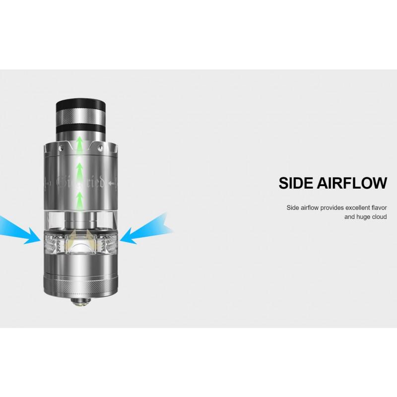 Vapefly Siegfried RTA Airflow
