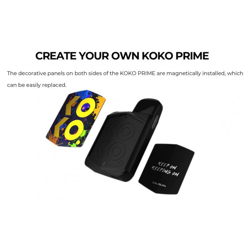Uwell Caliburn Koko Prime wechselbare Panels