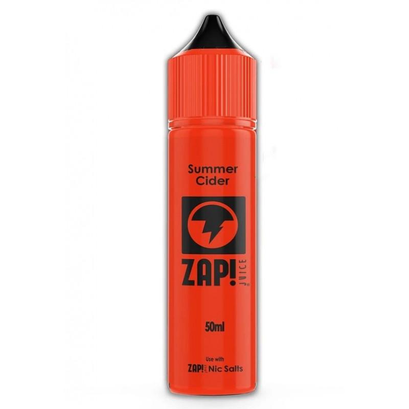 ZAP! Juices Summer Cider Ansicht Flasche