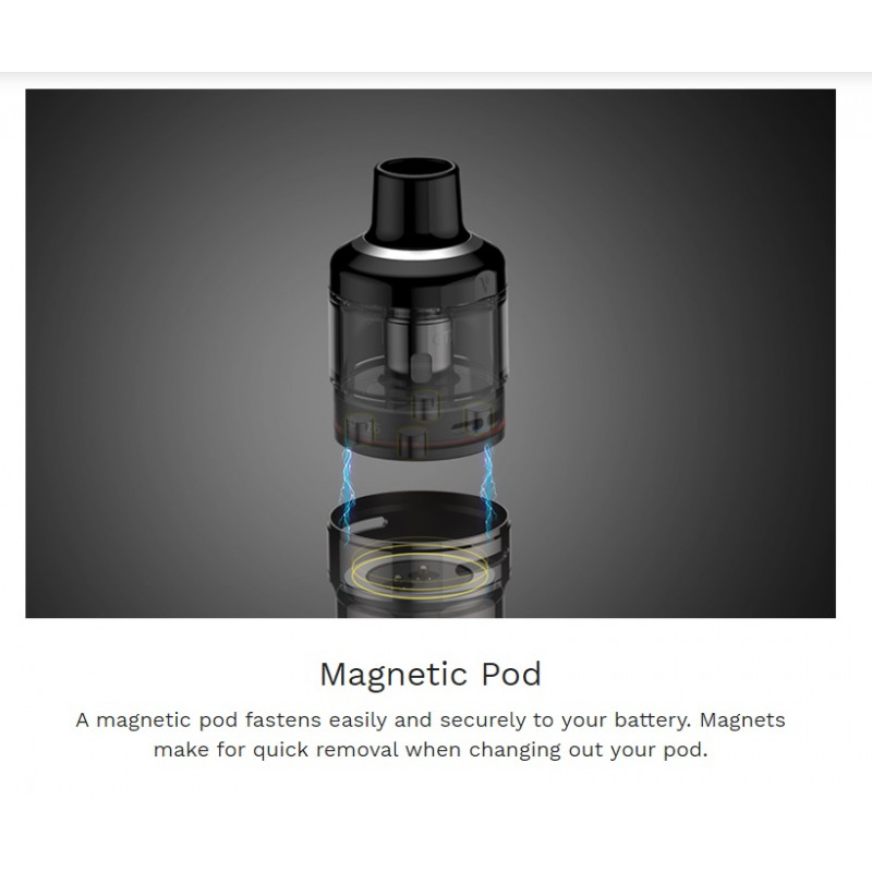 Vaporesso GTX Go 40/80 magnetischer Pod