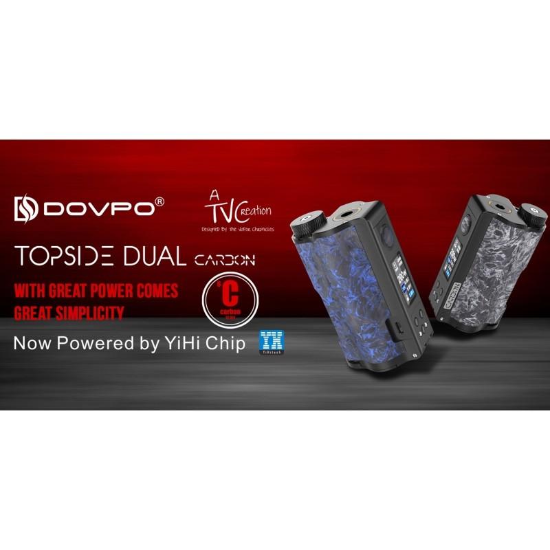 Dovpo Topside Dual Carbon Einleitung